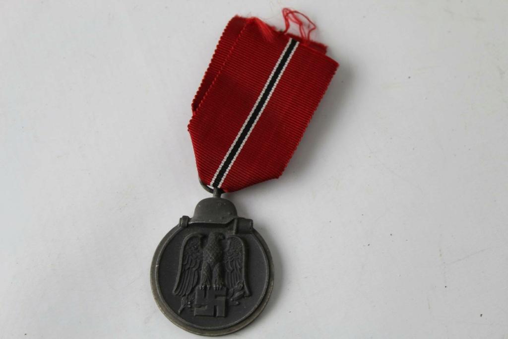 Authentification médaille front de l'est Get17