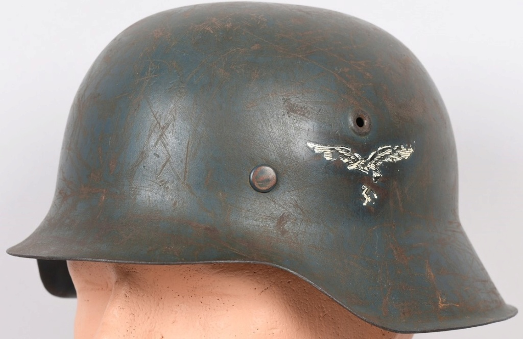 Casque luftwaffe m42 Hh190110