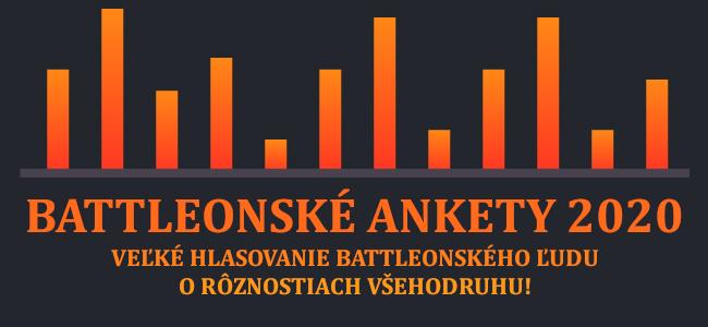 BATTLEONSKÉ ANKETY 2020 Banner10