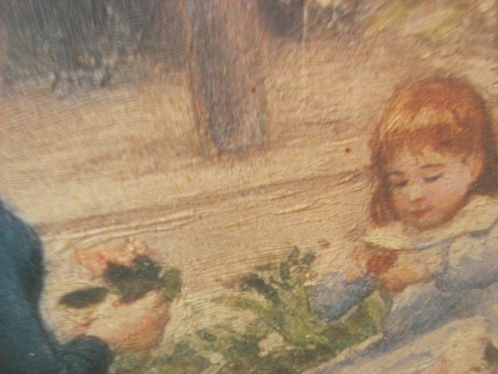 Reproduction d'un tableau de victor gilbert Dscn8115