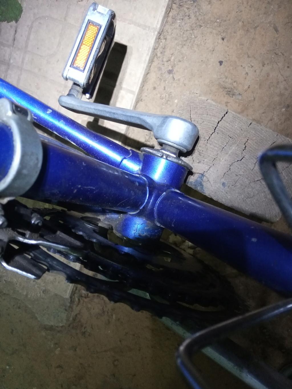 Cadre à identifier ou vélo à identifier Img_2022