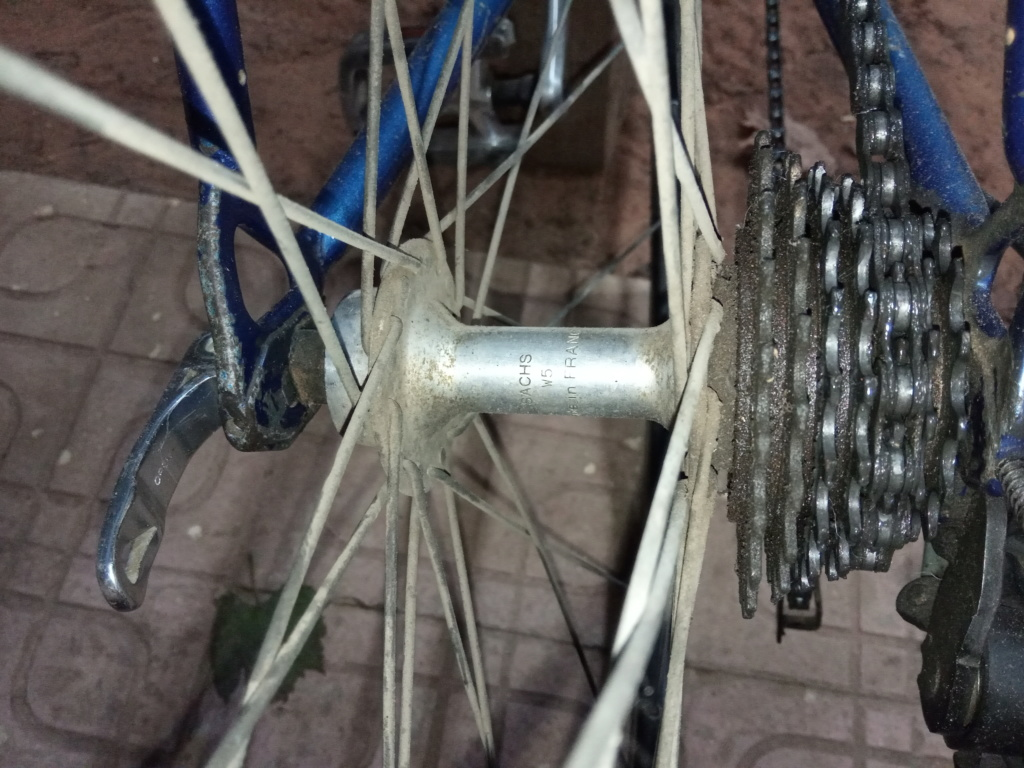 Cadre à identifier ou vélo à identifier Img_2023