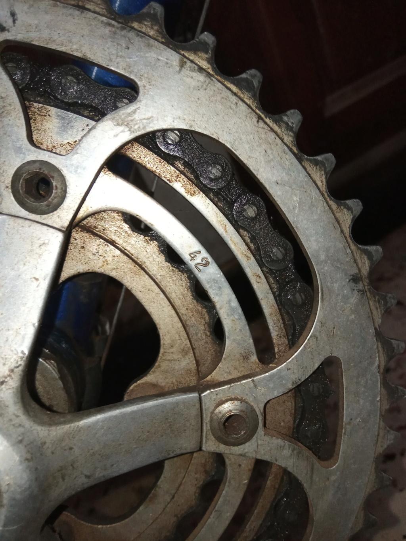 Cadre à identifier ou vélo à identifier Img_2027