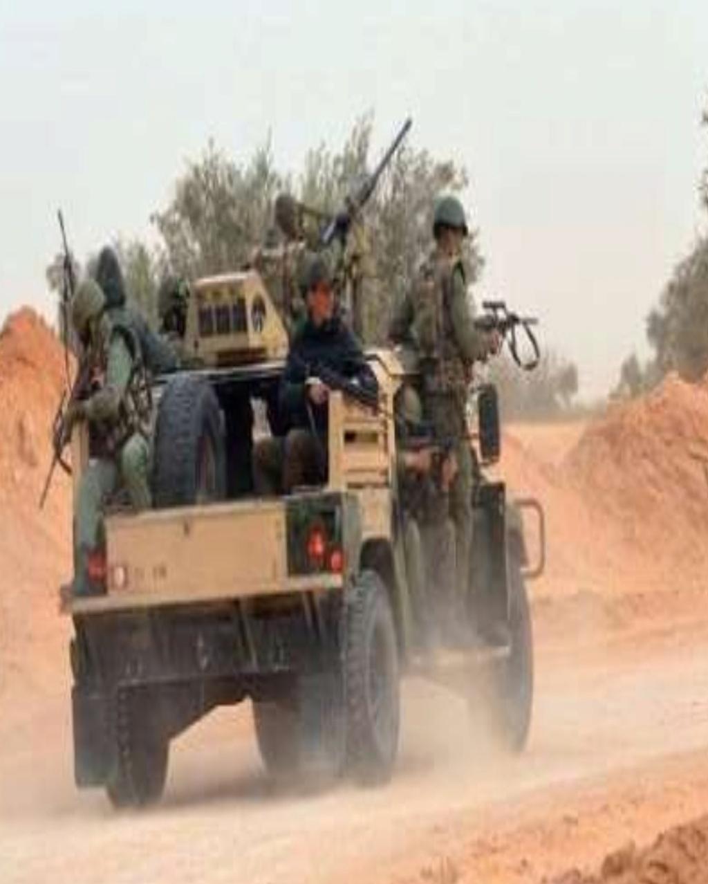Armée Tunisienne / Tunisian Armed Forces / القوات المسلحة التونسية - Page 27 20210217