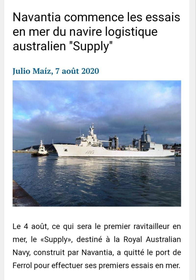 Armée Australienne/Australian Defence Force (ADF) - Page 7 _2020010