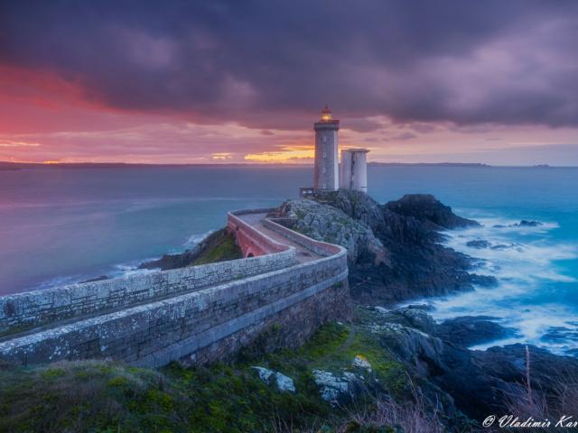 Lever de soleil en Bretagne 50583710