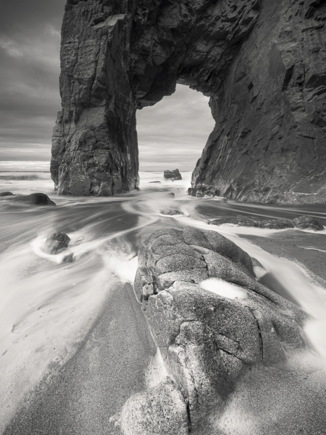 Quiberon, la roche percée The_ar10