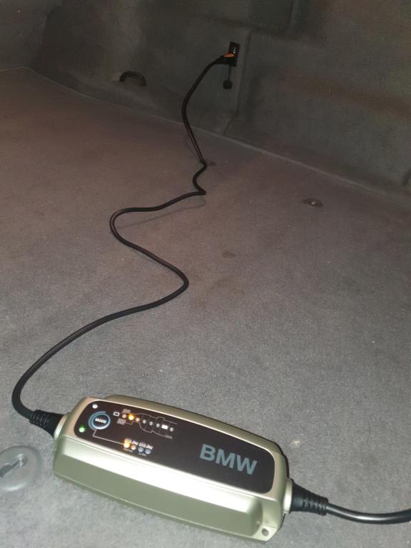 Maintient de charge BMW 20200910