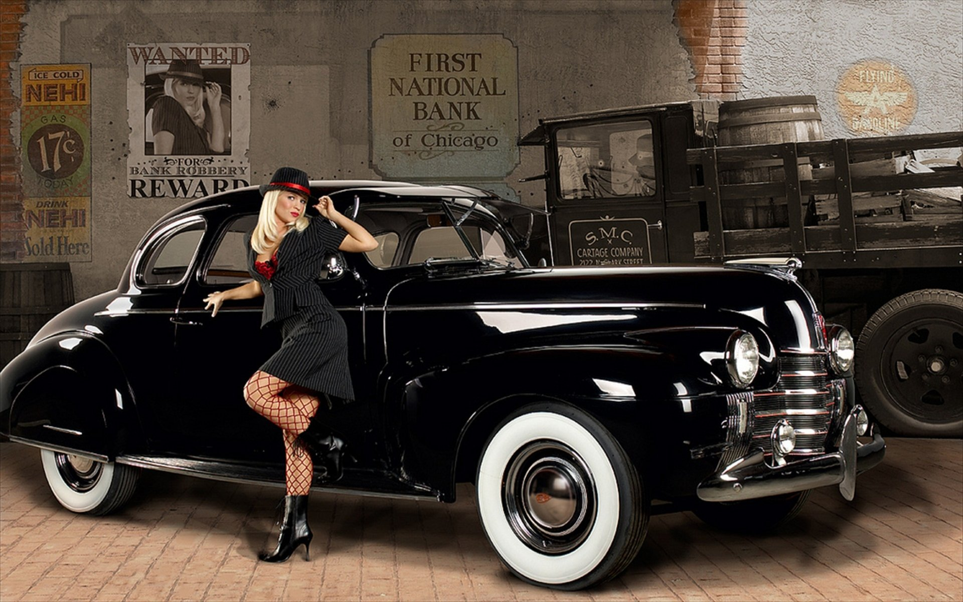 Pin-up et hotesse - Page 29 Car_gi12