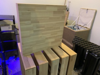 Diffuser,Sound Absorber Full Frequency Hand Made 3bb3dd10