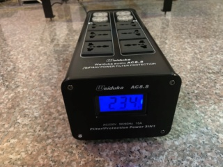 Power Conditioner Weiduka AC8.8 Ed950410