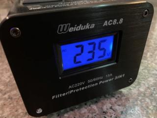 Power Conditioner Weiduka AC8.8 F910d310