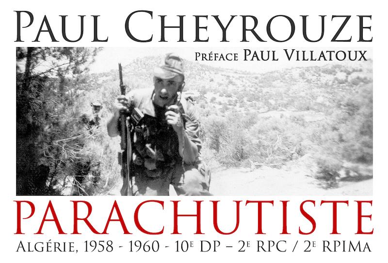 """Parachutiste - Algérie, octobre 1958 - décembre 1960 - 10e DP - 2e RPC - 2e RPIMa"" Flyer-11"