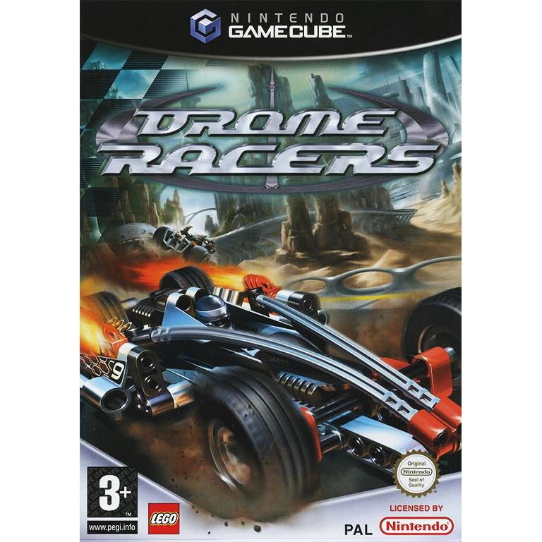 [ACH] Drome Racers - Nintendo Game Cube PAL FRA Mondem10