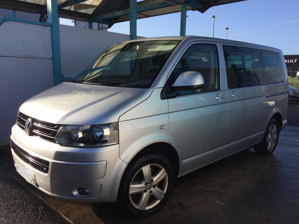 Vends Multivan Confortline 5 portes 180 cv 4 roues motrices Img_3712