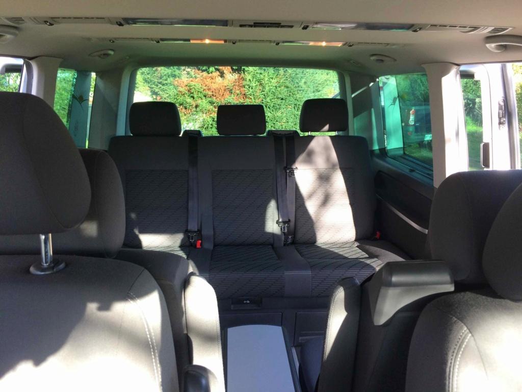 Vends Multivan Confortline 5 portes 180 cv 4 roues motrices Img_3713