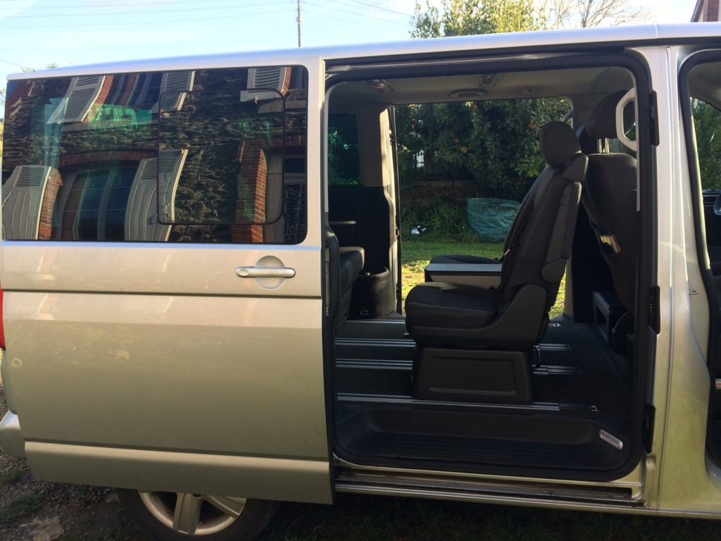 Vends Multivan Confortline 5 portes 180 cv 4 roues motrices Img_3714