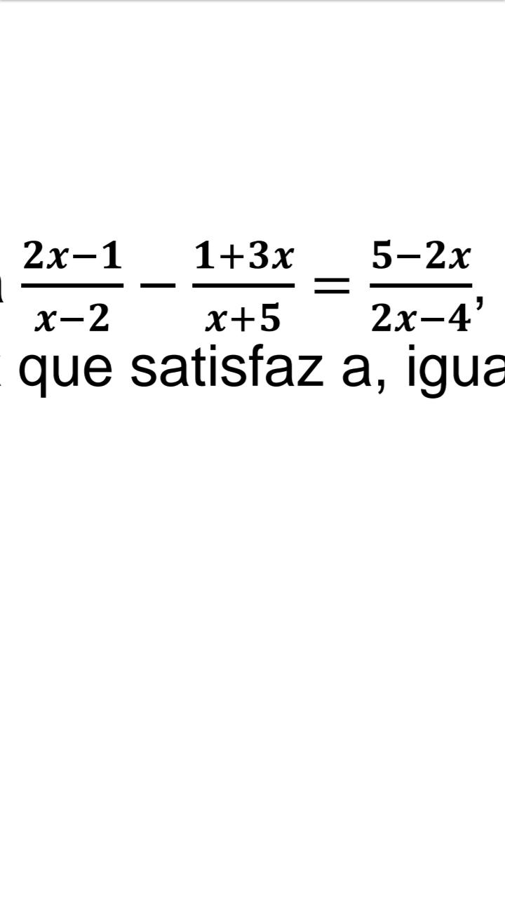Equação fracionária Screen22