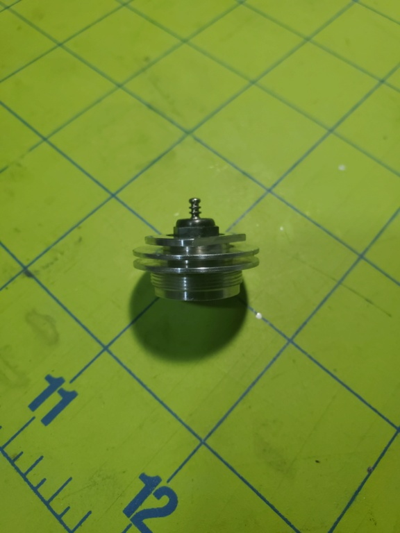 Cox .09 Cylinder Head Adapter  20210214