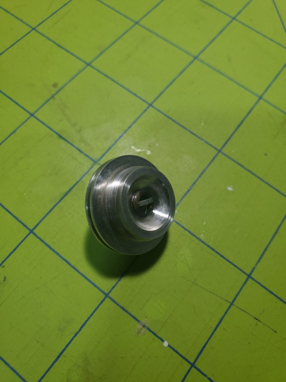 Cox .09 Cylinder Head Adapter  20210215