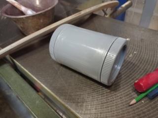 Fabrication d'un tumbler humide 16128711