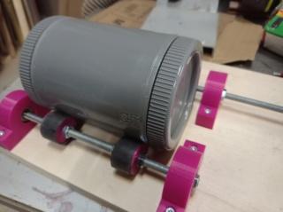 Fabrication d'un tumbler humide 16128712