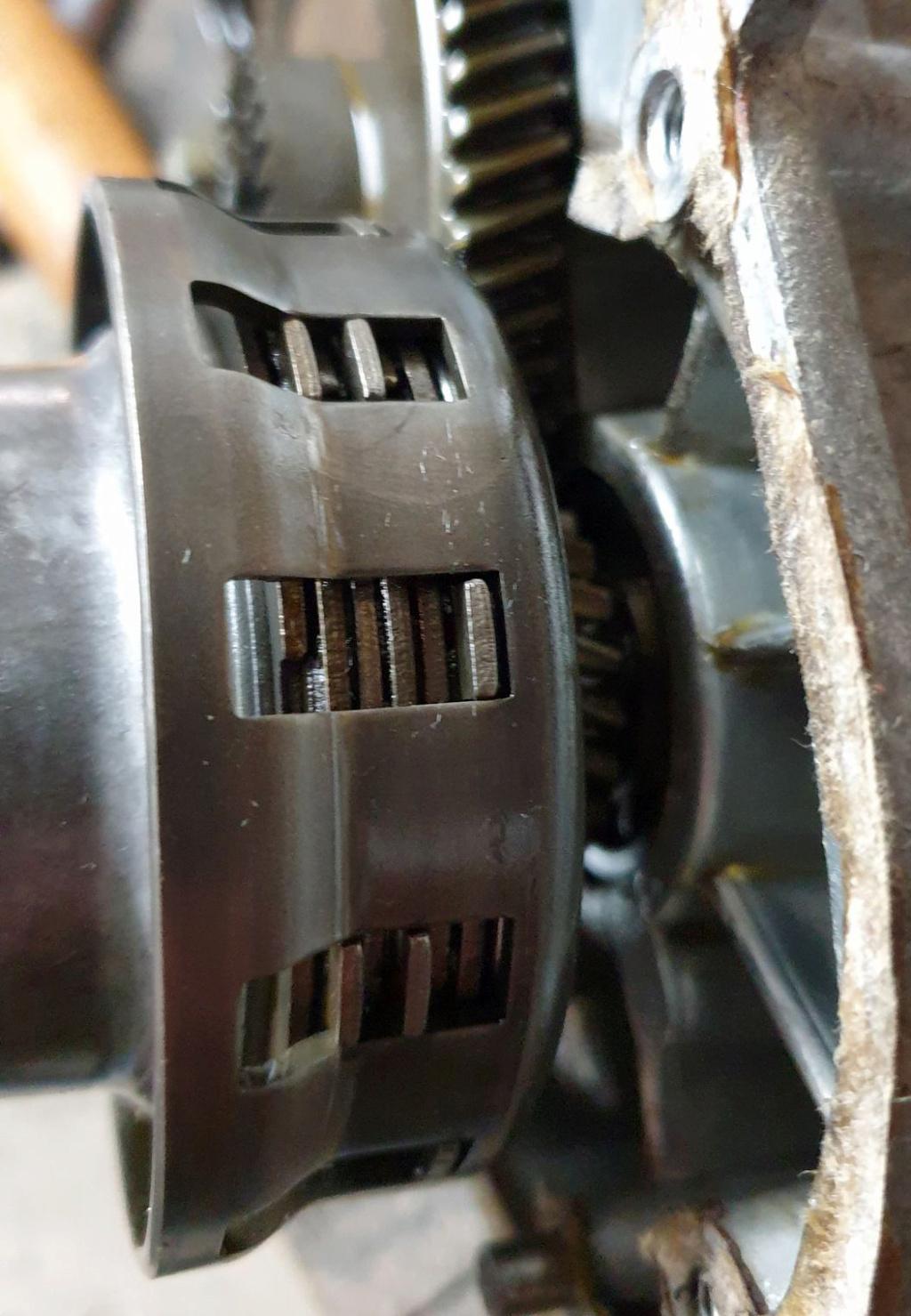 Sauvetage d'une Puch Monza 4SL Cloche12