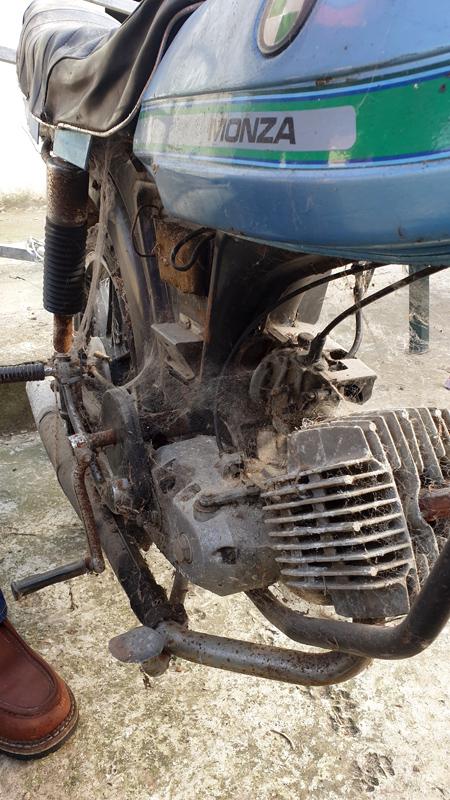 Sauvetage d'une Puch Monza 4SL Forum_11