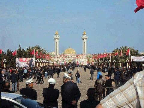 La 14è commémoration du décès de Habib Bourguiba 16543110