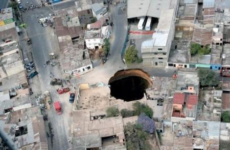 L'étrange phénomène des trous terrestres Guatem13