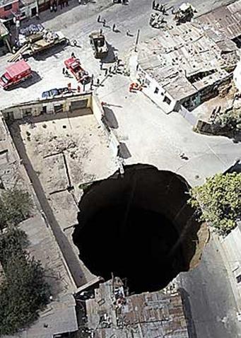 L'étrange phénomène des trous terrestres Guatem14