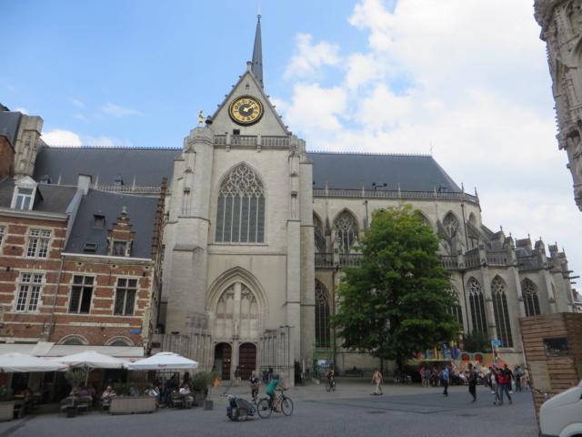 Leuven - ville de Belgique 0211