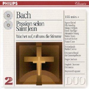 Eugen Jochum, Passion selon Saint Jean 417qak10