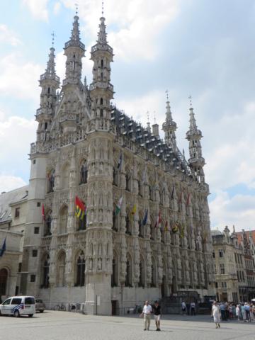 Leuven - ville de Belgique Img_4710