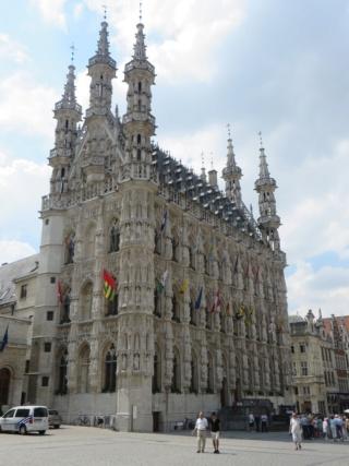 Leuven - ville de Belgique Img_4712