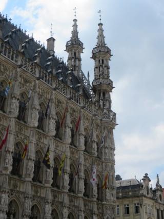 Leuven - ville de Belgique Img_4713