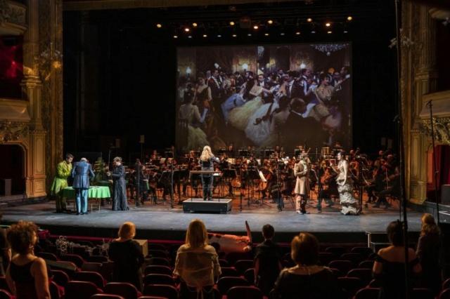 Un instant d'opéra - Opéra Royal de Wallonie Oeuvre10
