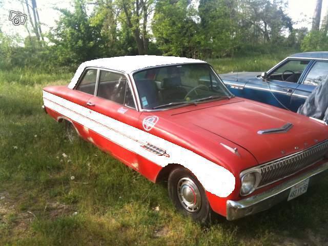 ford falcon futura 1962 ... mister jack 37813710