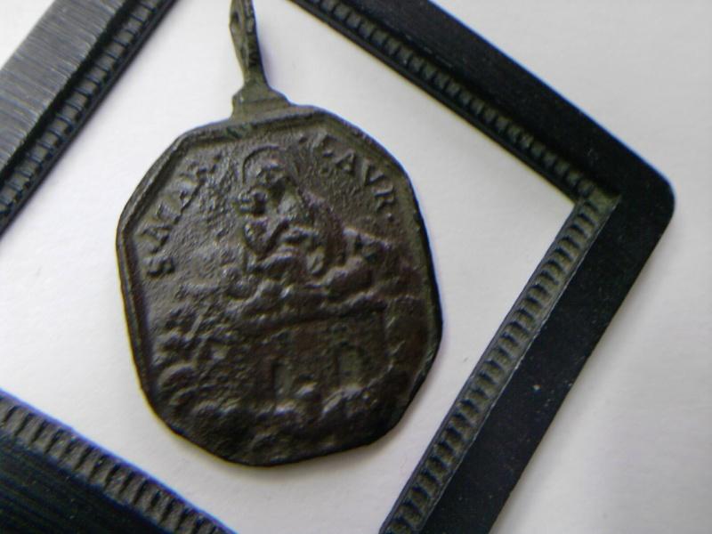 Médaille pélerinages Sirolo et N-D. de Lorette - Italie  P0305110