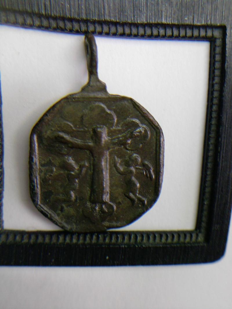 Médaille pélerinages Sirolo et N-D. de Lorette - Italie  P0305111