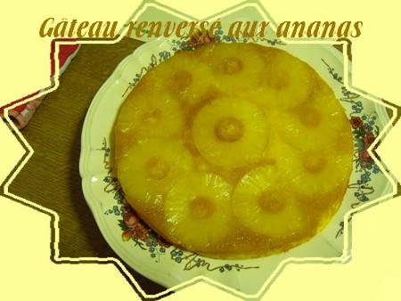 Gâteau renversé aux ananas (photos) 2009_012
