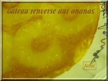Gâteau renversé aux ananas (photos) 2009_013