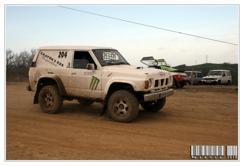 Rch' photos, vidéo, N°204. VIAUD. Patrol GR Blanc Monster. Img_4810