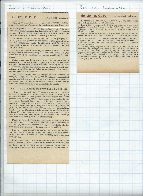 renseignement 20eme BCP 20zome14