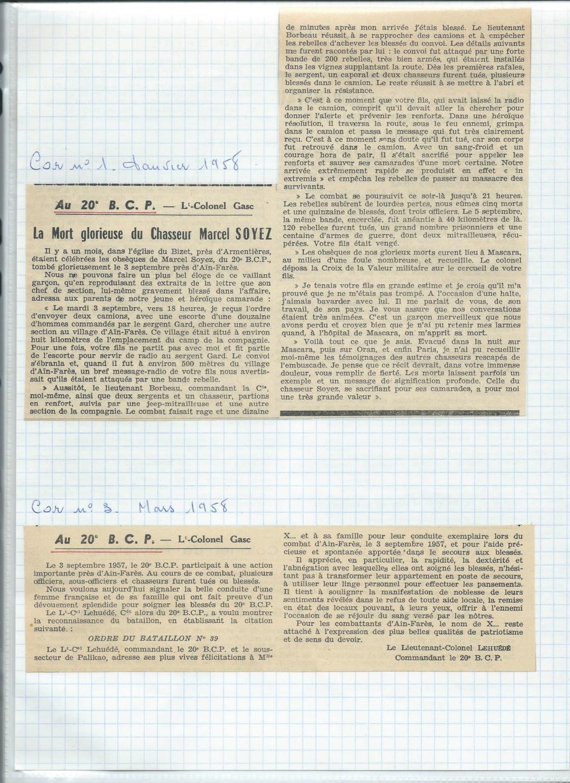 renseignement 20eme BCP 20zome20