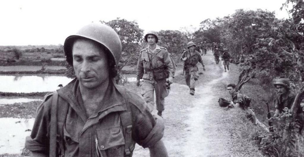Le 10e BPCP en opération à Thai Binh en février 1952 Bqxr10