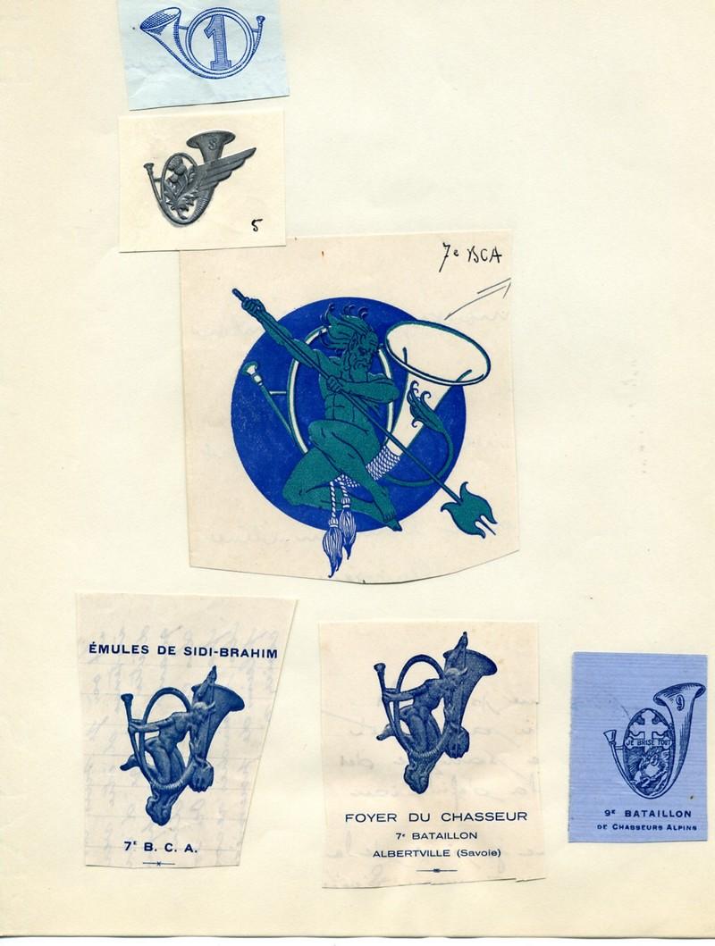 Les insignes de bataillons- Mise à jour... Insign10