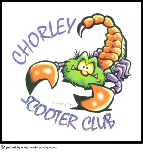 CHORLEY SCORPIONS  SCOOTER CLUB