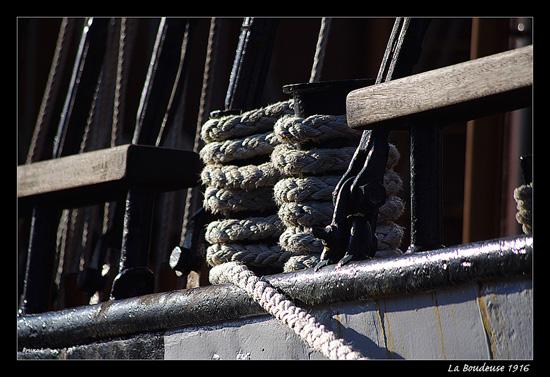 [ Marine à voile ] La Boudeuse - Page 2 Bittes10