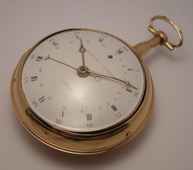 Une montre à l'accent anglais... Dscn9727